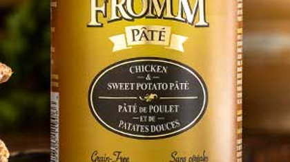 Fromm Paté - Poulet & patates douces 12 oz