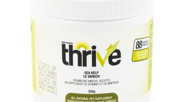 BCR - Thrive, Varech, 350g
