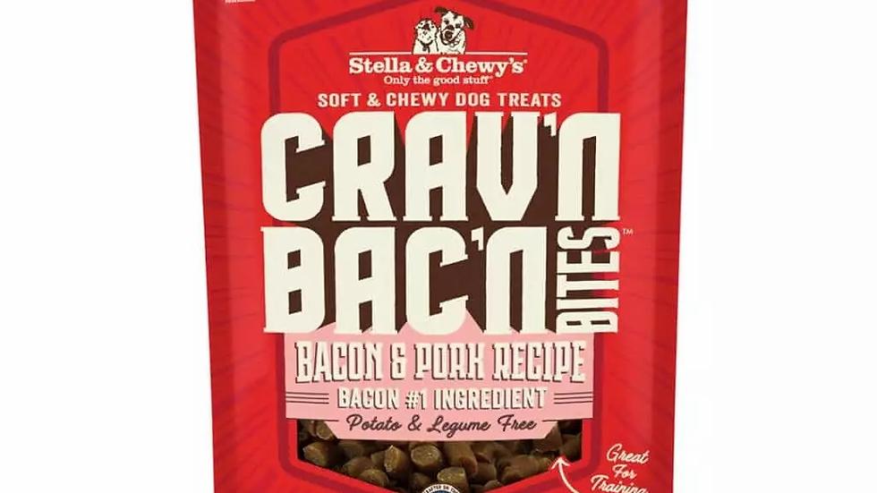 Stella & Chewy's - Crav'n Bac'n bites & Pork