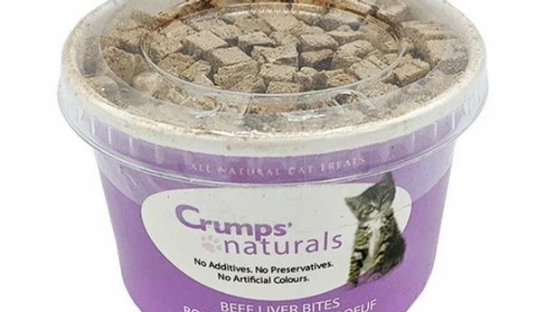 Crumps' naturals - Foie de boeuf(0.75oz)
