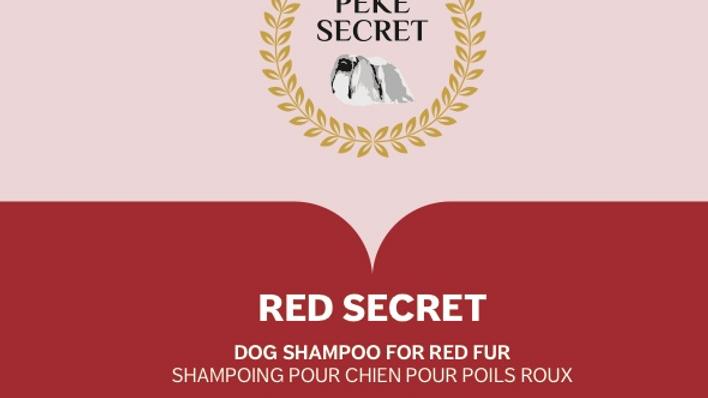 Peke Secret - Red secret (485ml)