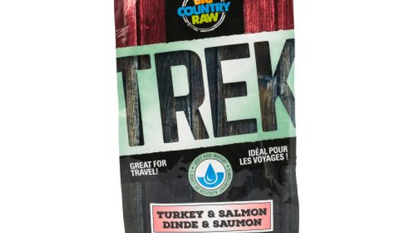 BCR - TREK, Dinde et saumon, 500g