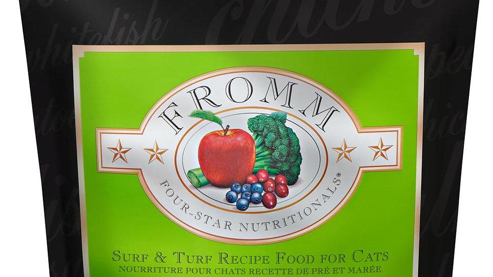 Fromm 4* Chats sans grain- Pré & marrée 0.9 kg