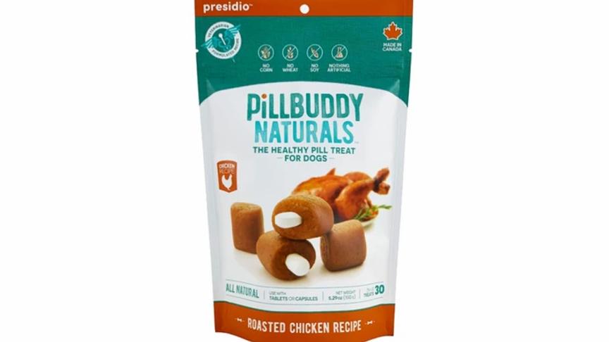 Presidio - Pillbuddy, Poulet grillé