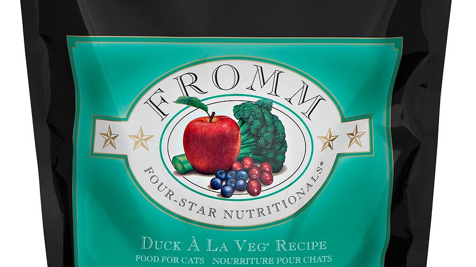 Fromm 4* Chat - Canard à la veg 1.1 kg