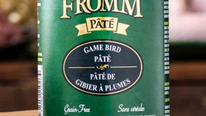 Fromm Paté - Gibier à plumes 12 oz