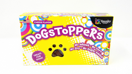 SPUNKY PUP Dogstopper fromage 142g