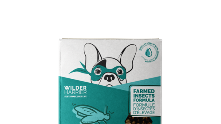 Wilder Harrier - Nourriture insectes d'élevage (2kg)