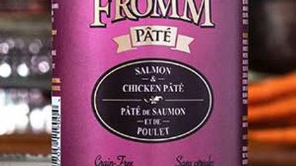 Fromm Paté - Saumon & poulet 12 oz
