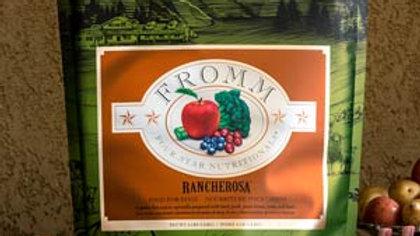 Fromm 4* sans grains - Rancherosa 11.8 kg