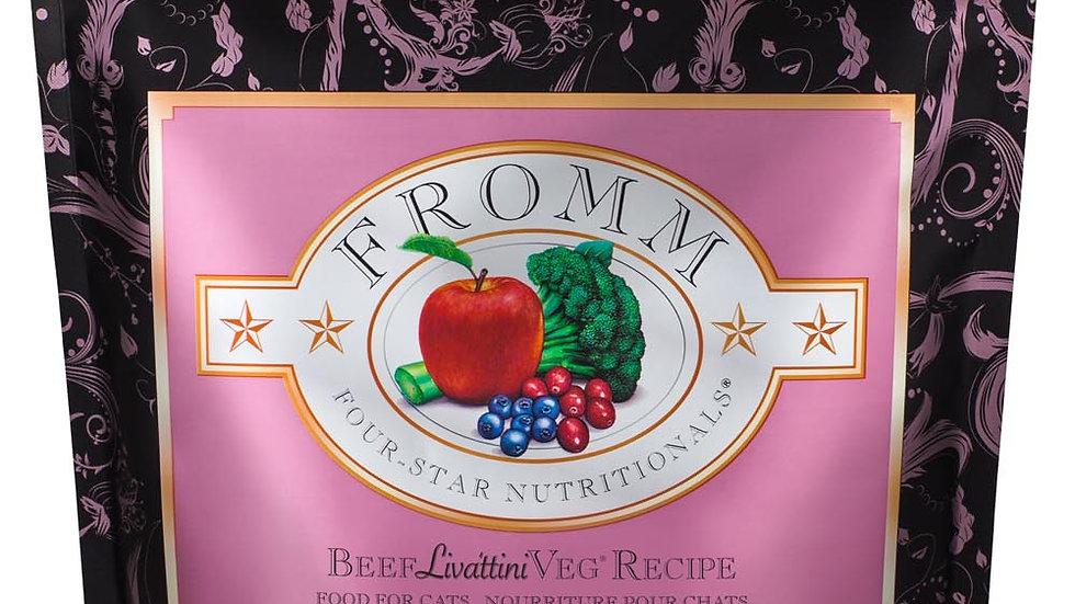 Fromm 4* Chats sans grain- Boeuf 0.9 kg