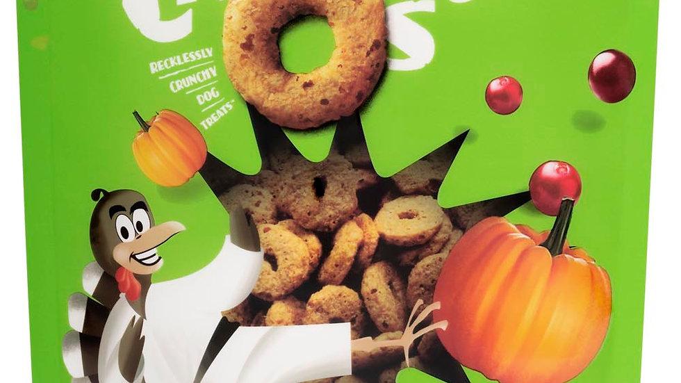 Crunchy O's Pumpkin Kran Pow 6oz