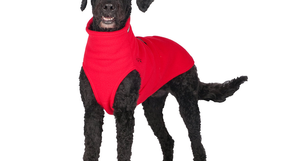 Chilly Dogs - Chilly Sweater, Rouge