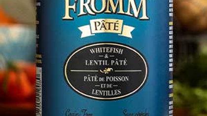 Fromm Paté - Poisson et lentilles 12 oz