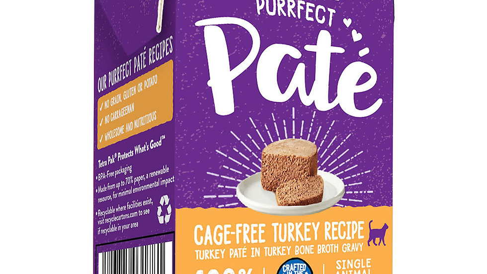 Stella & Chewy's - Canne, Purrfect, Dinde  (5.5oz)