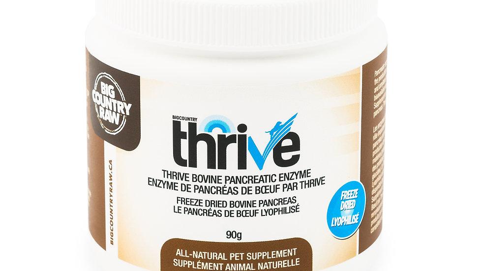 BCR - Thrive, Pancréas de boeuf, 90g