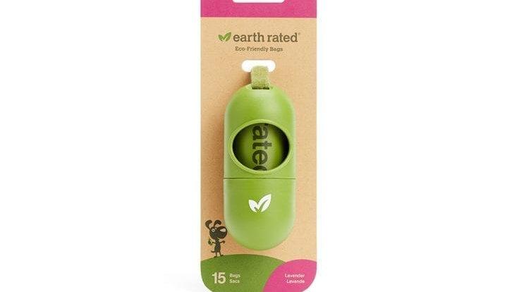Earth Rated, Sacs Biodégradables, 15 sacs