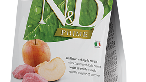 Farmina - Prime, Sanglier et pomme (11lbs)