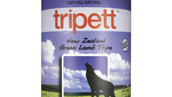 Tripett - Tripe verte d'agneau de Nouvelle Zélande
