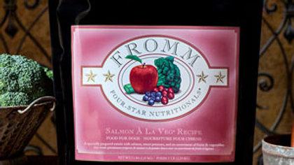 Fromm 4* - Saumon à la veg 2.3 kg