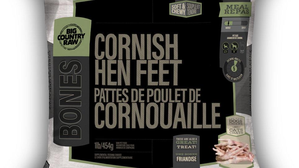 BCR - Pattes de poulet de cornouaille
