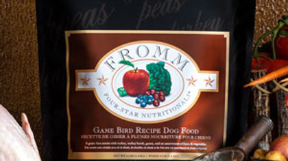 Fromm 4* sans grains - Gibier 5.5 kg