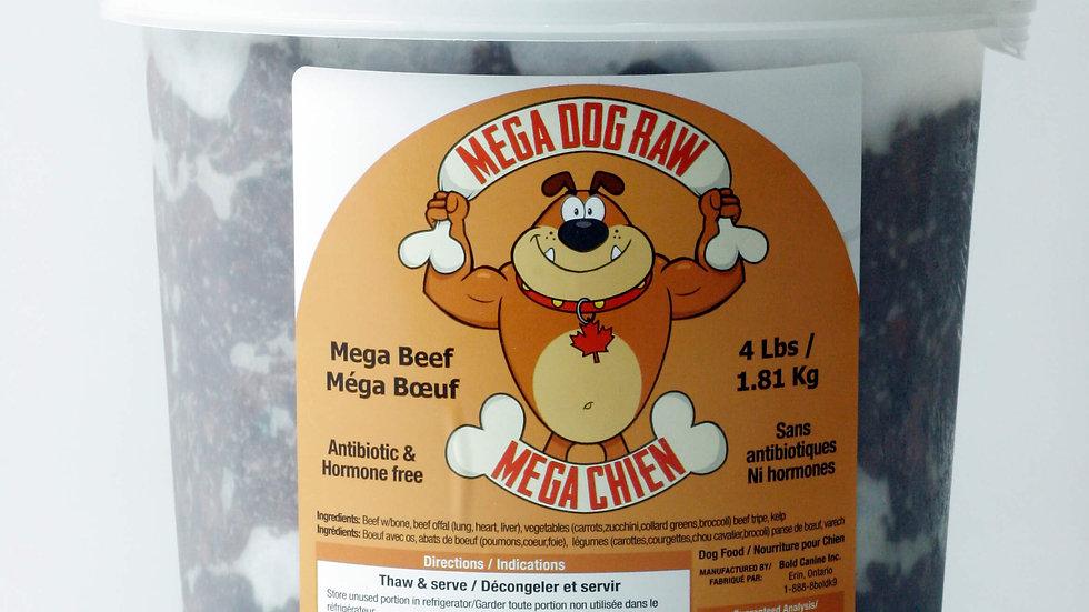 Mega Dog - Mega Pack Variety (4 x 4 lbs)