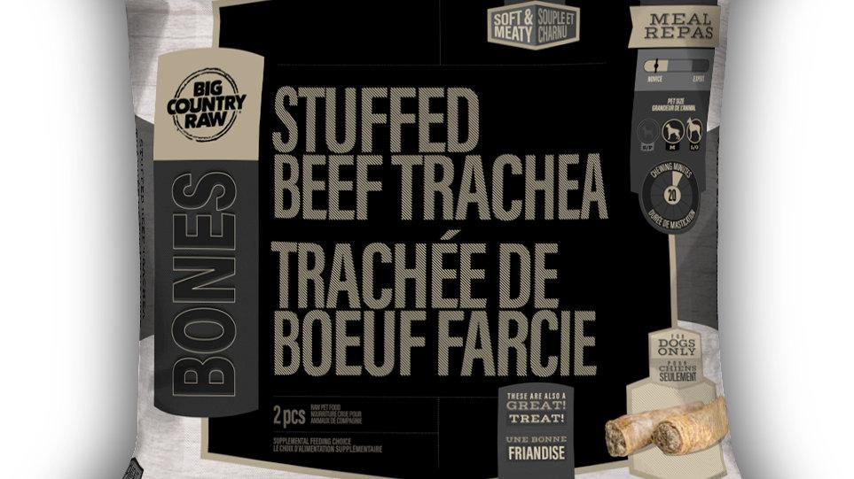BCR - Trachées de boeuf farcies, 2mcx
