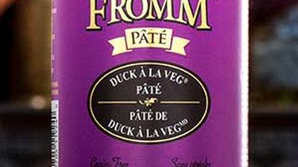 Fromm Paté - Canard à la veg 12 oz