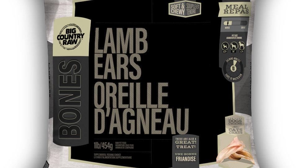 BCR - Oreilles d'agneau, 1lb