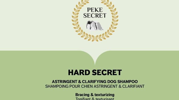 Peke Secret - Hard secret (485ml)