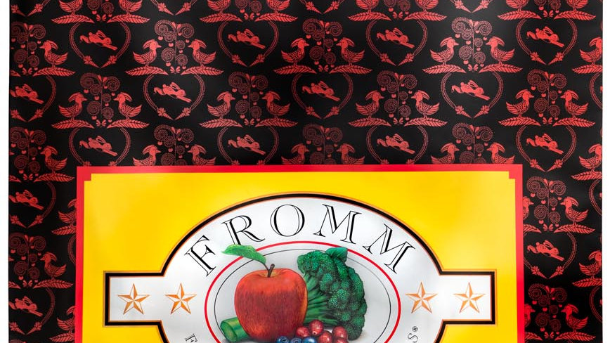 Fromm 4* Chats sans grain- Hasen Duckenpfeffer 6.8 kg