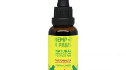 Hemp 4 Paws - Cat Formula – 225mg