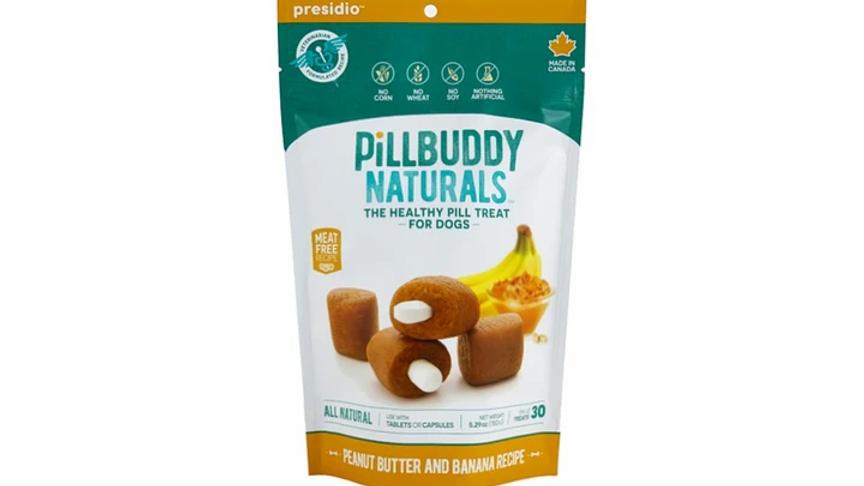 Presidio - Pillbuddy, Beurre d'arachide & banane