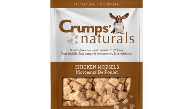 Crumps' - Morceaux de poulet (2.3oz)
