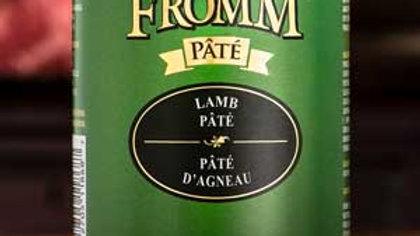 Fromm Paté - Agneau 12 oz
