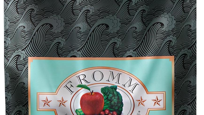 Fromm 4* Chats sans grain- Saumon 6.8 kg