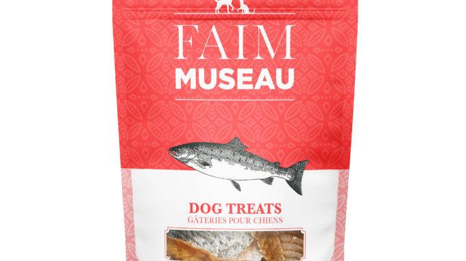 Faim Museau - Peau de saumon déshydratée