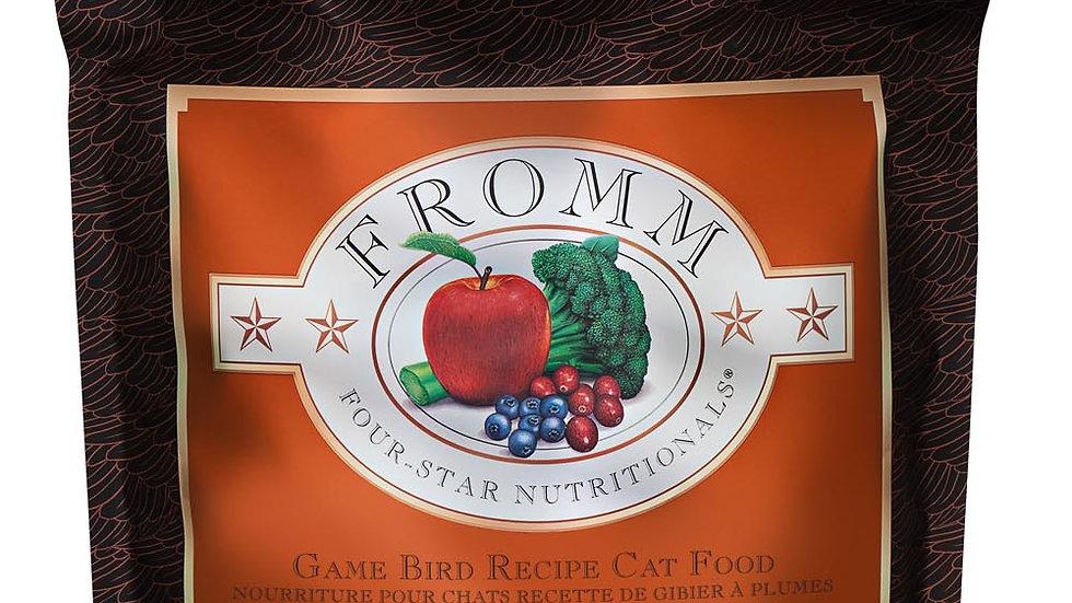 Fromm 4* Chats sans grain- Gibier 2.3 kg