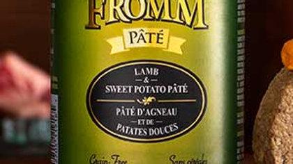 Fromm Paté - Agneau & patates douces 12 oz
