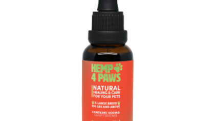 Hemp 4 Paws - Extra Large race (100lb++ ) – 1200mg