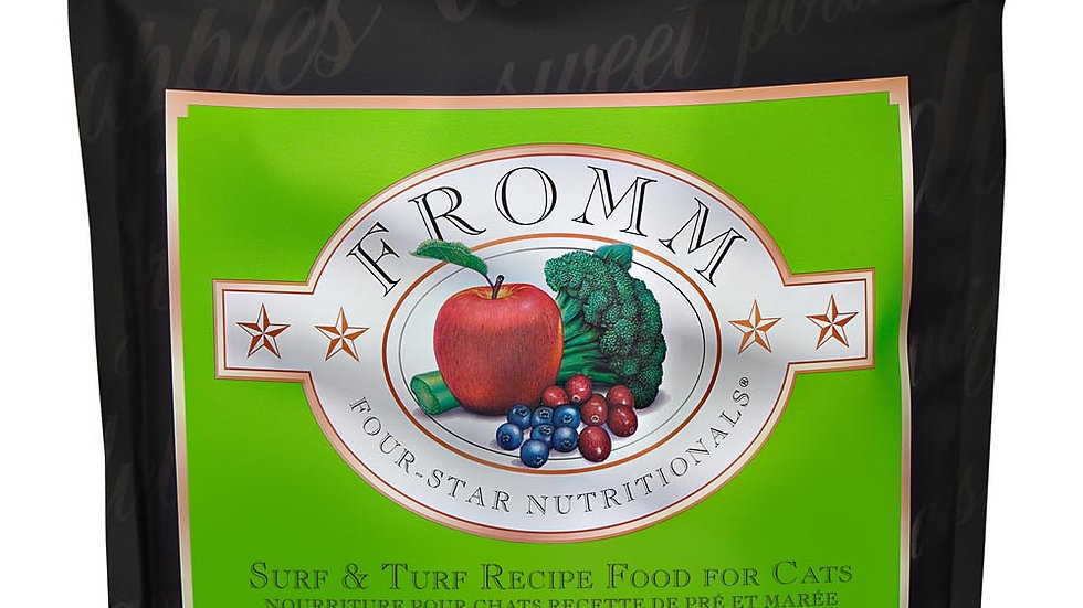 Fromm 4* Chats sans grain- Pré & marrée 2.3 kg