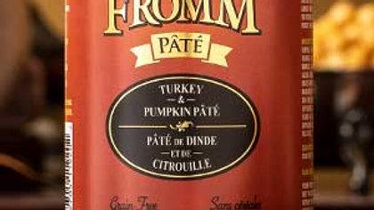 Fromm Paté - Dinde et citrouille 12 oz
