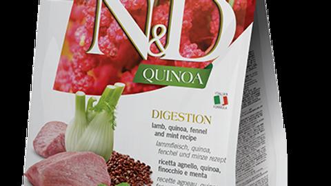 Farmina - Chat, Digestion, Quinoa & Agneau (11lbs)
