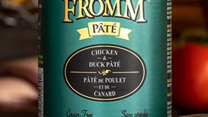 Fromm Paté - Poulet et canard 12 oz