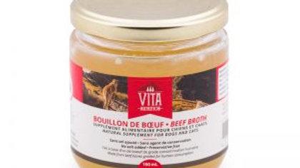 Vita Nutrition - Bouillon d'os de boeuf (415ml)