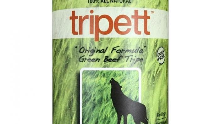 Tripett - Tripe de boeuf verte