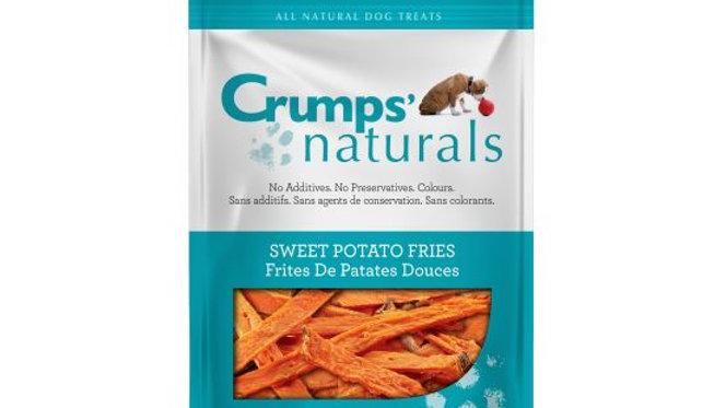 Crumps' - Frites de patates douces, (4.08oz)