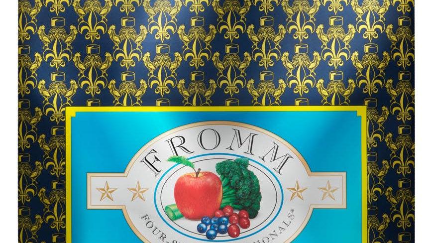 Fromm 4* Chats sans grain- Poulet au fromage 6.8 kg