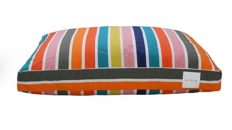 Kort's & Co - Lit stripes 36 x 29 ''
